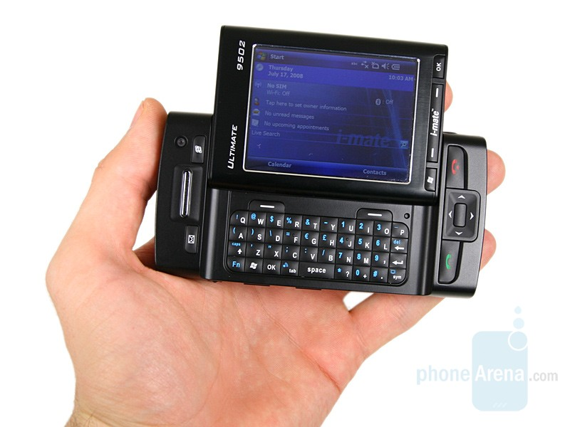 Preview : i-mate Ultimate 9502